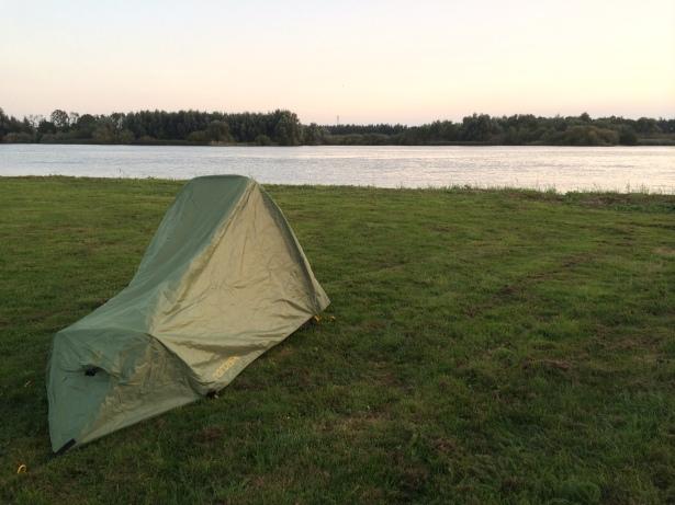 Camping at Schoonhoven